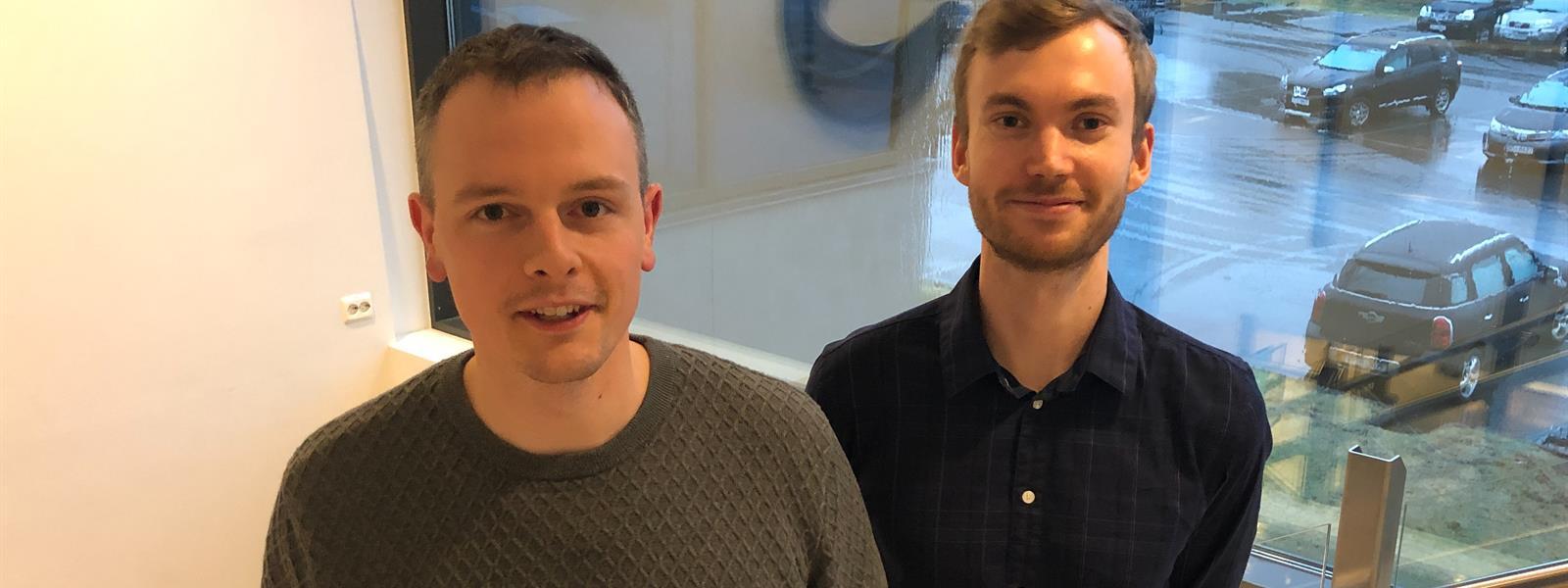 Emil og Lars Andre