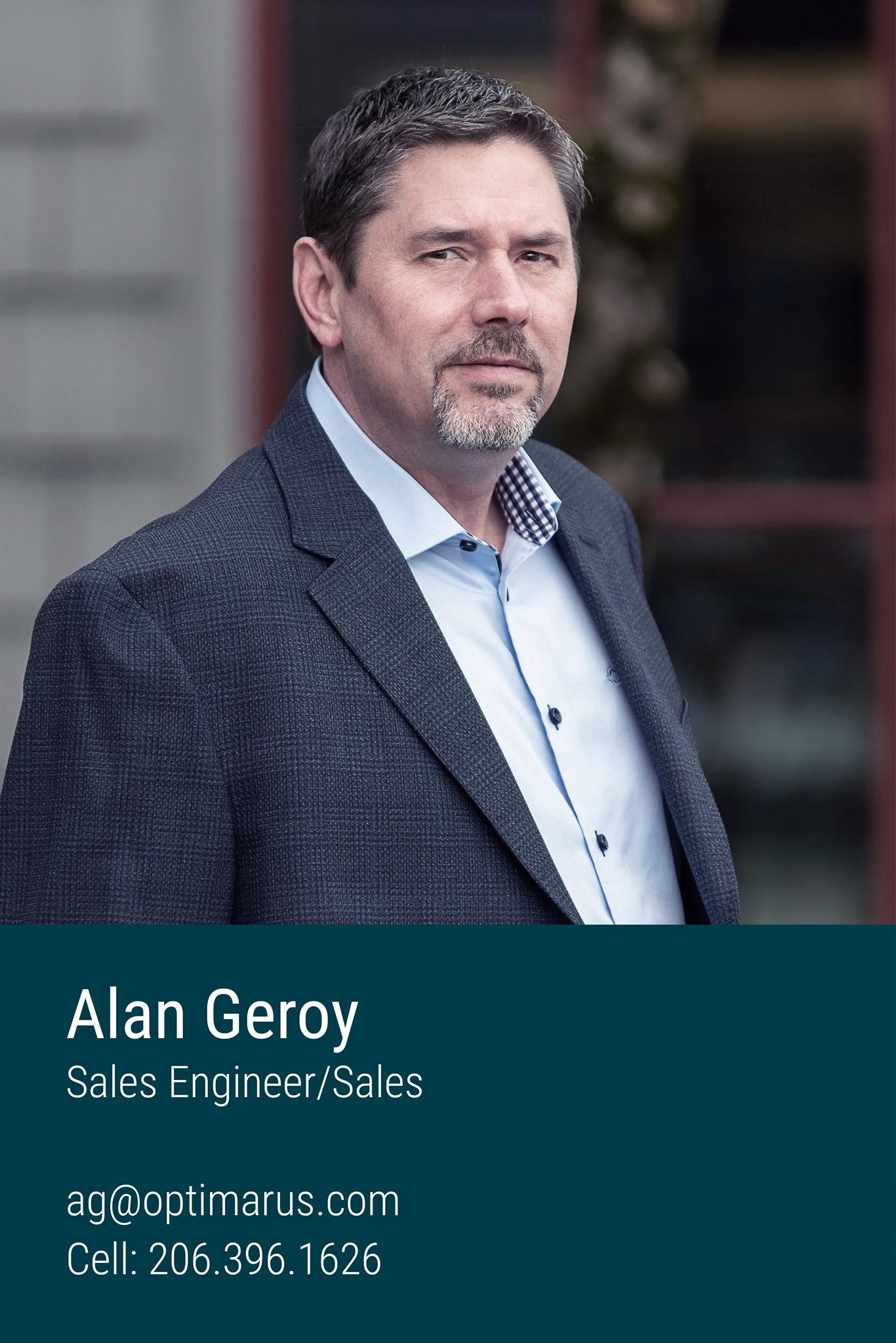 Alan Geroy