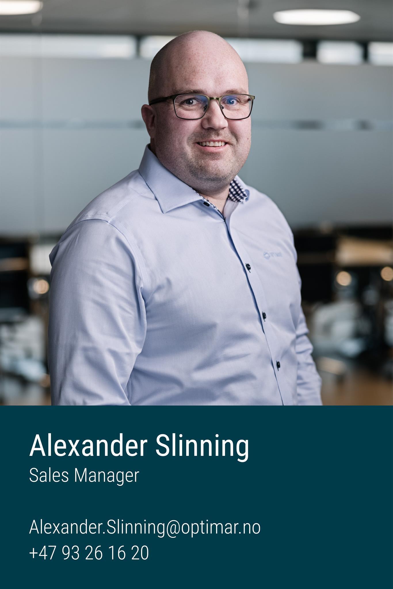 Alexander Slinning