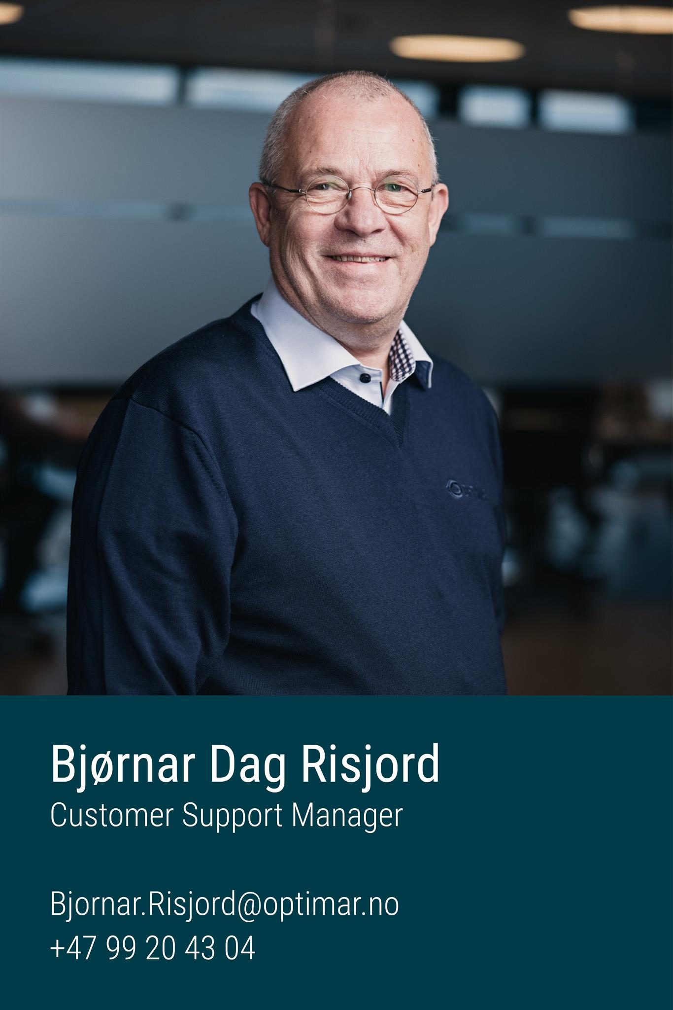 Bjørnar Dag Risjord