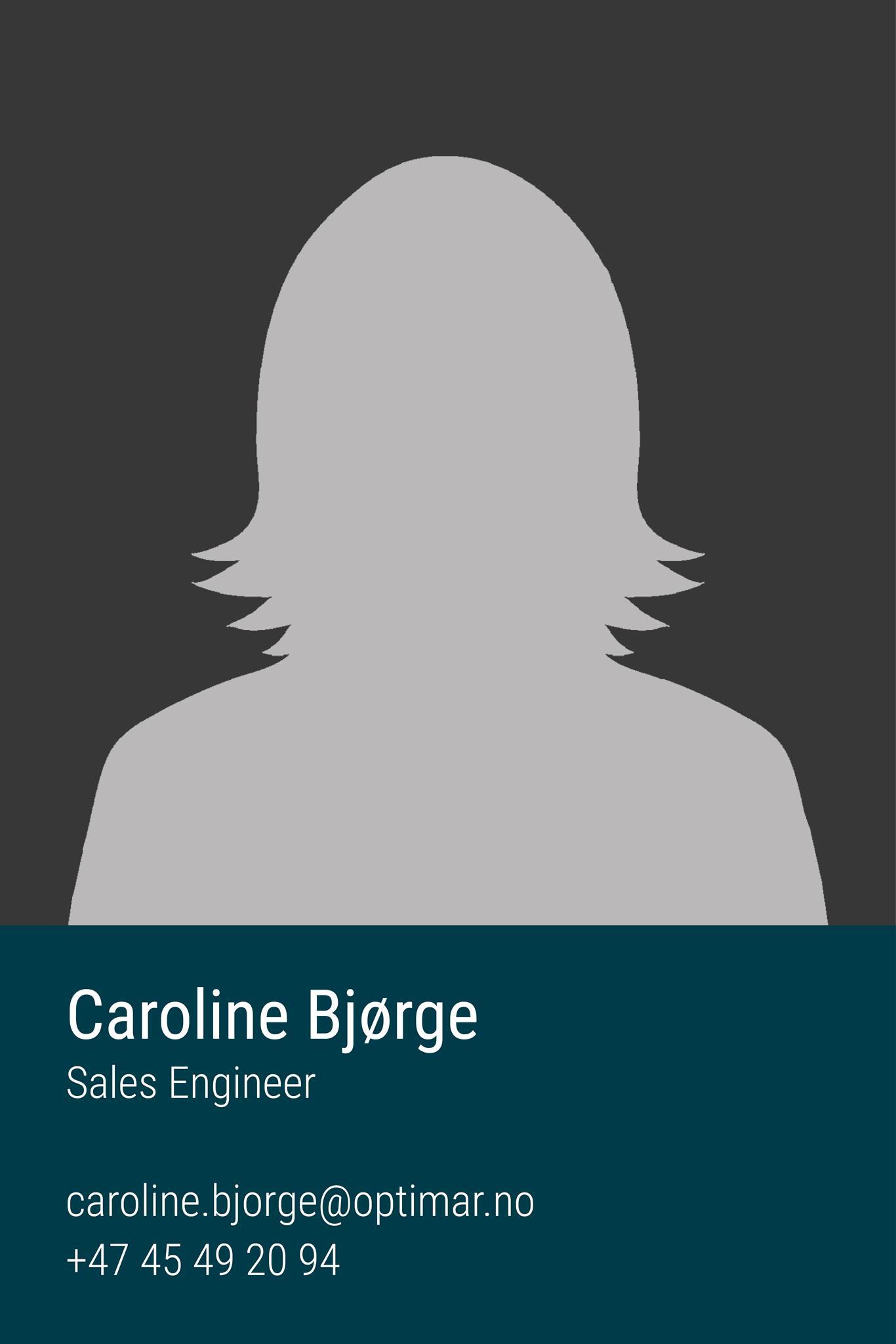 Caroline Bjørge