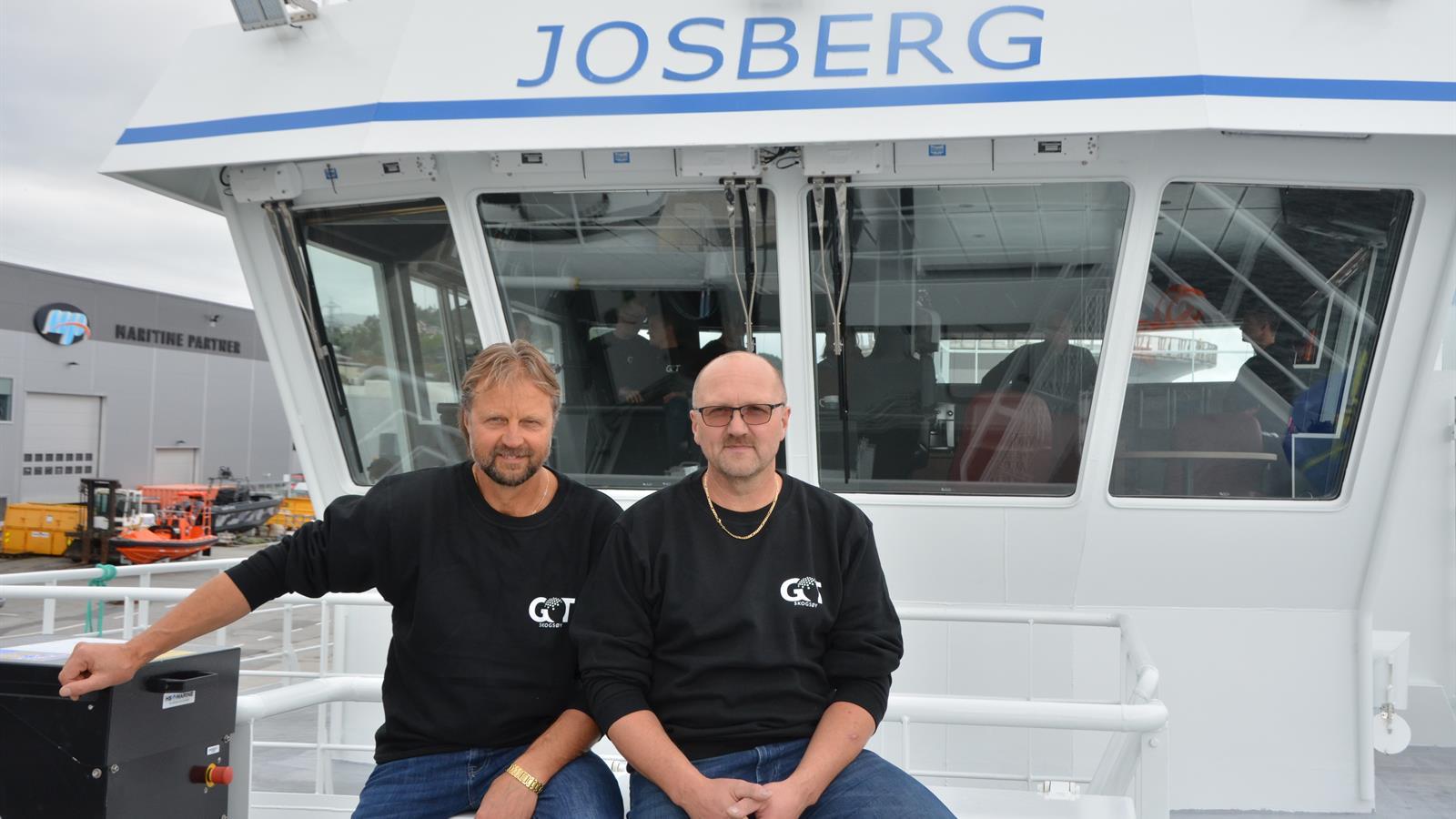 Jostein and Berger