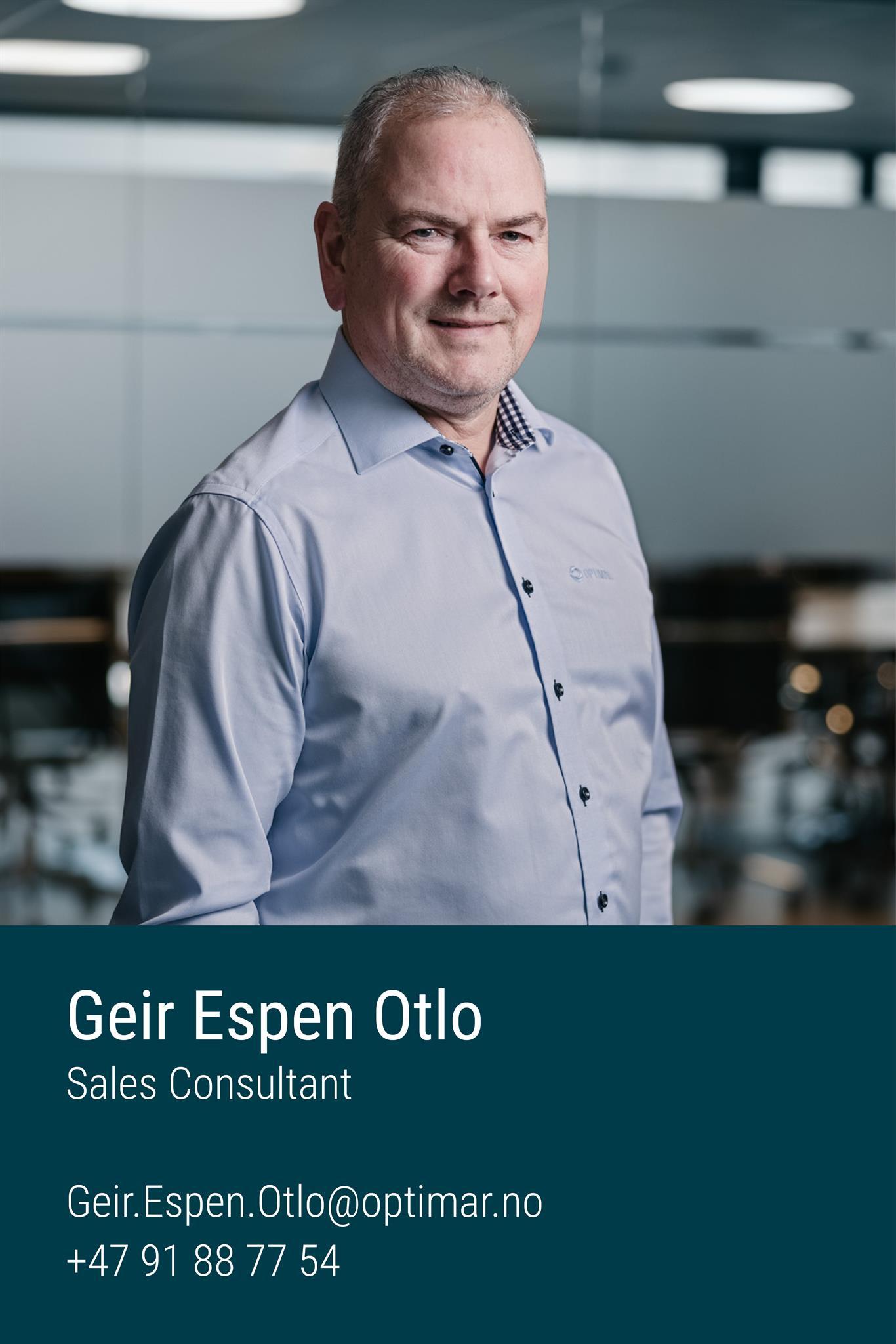 Geir Espen Otlo
