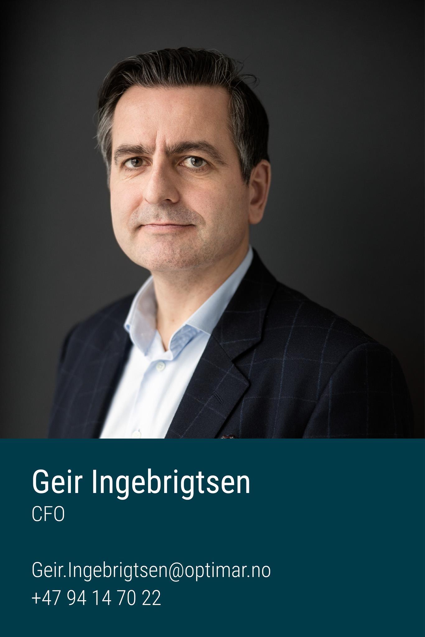 Geir Ingebrigtsen