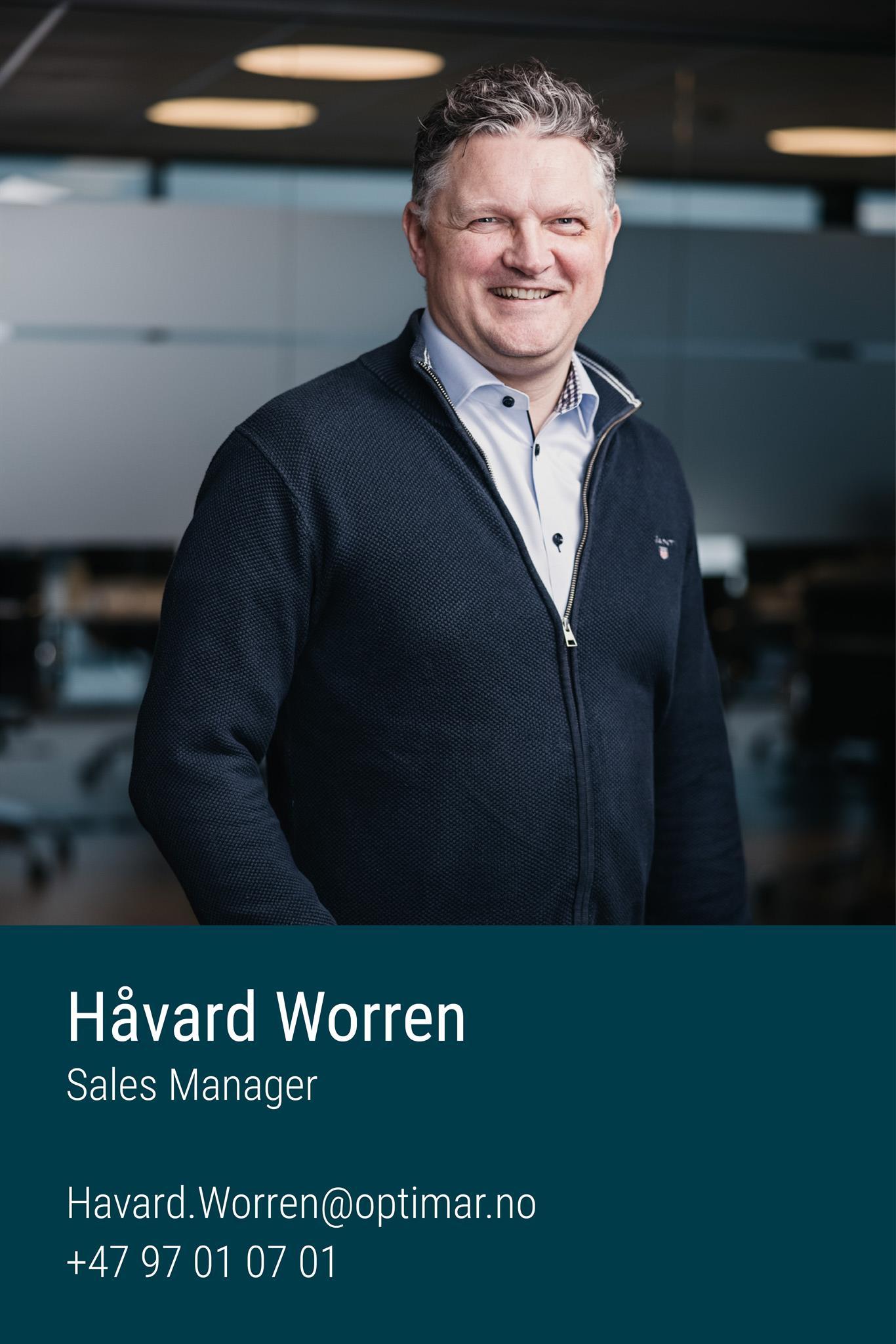 Håvard Worren