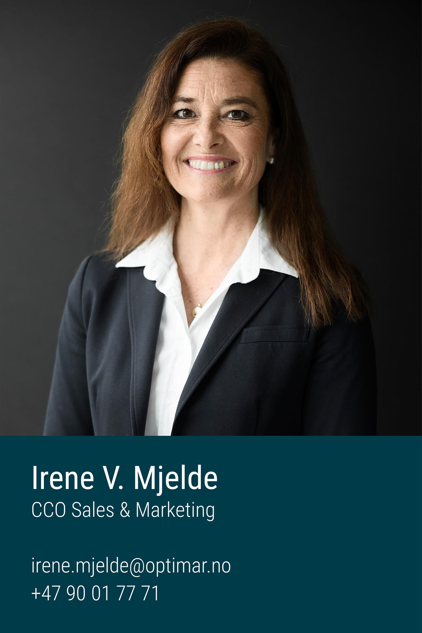 Irene V. Mjelde