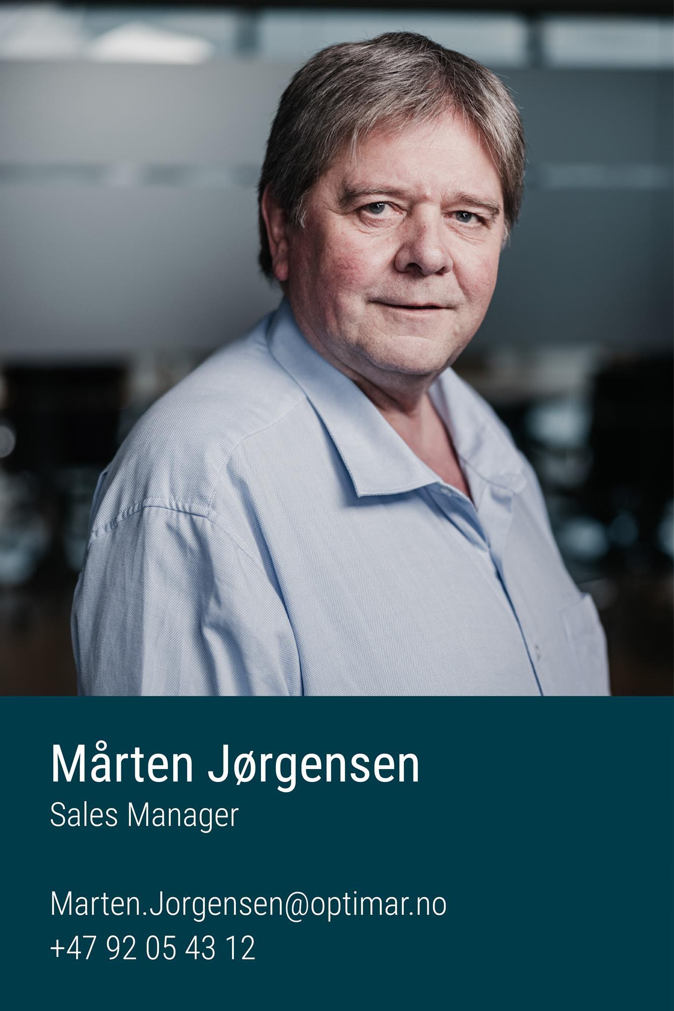 Mårten Jørgensen