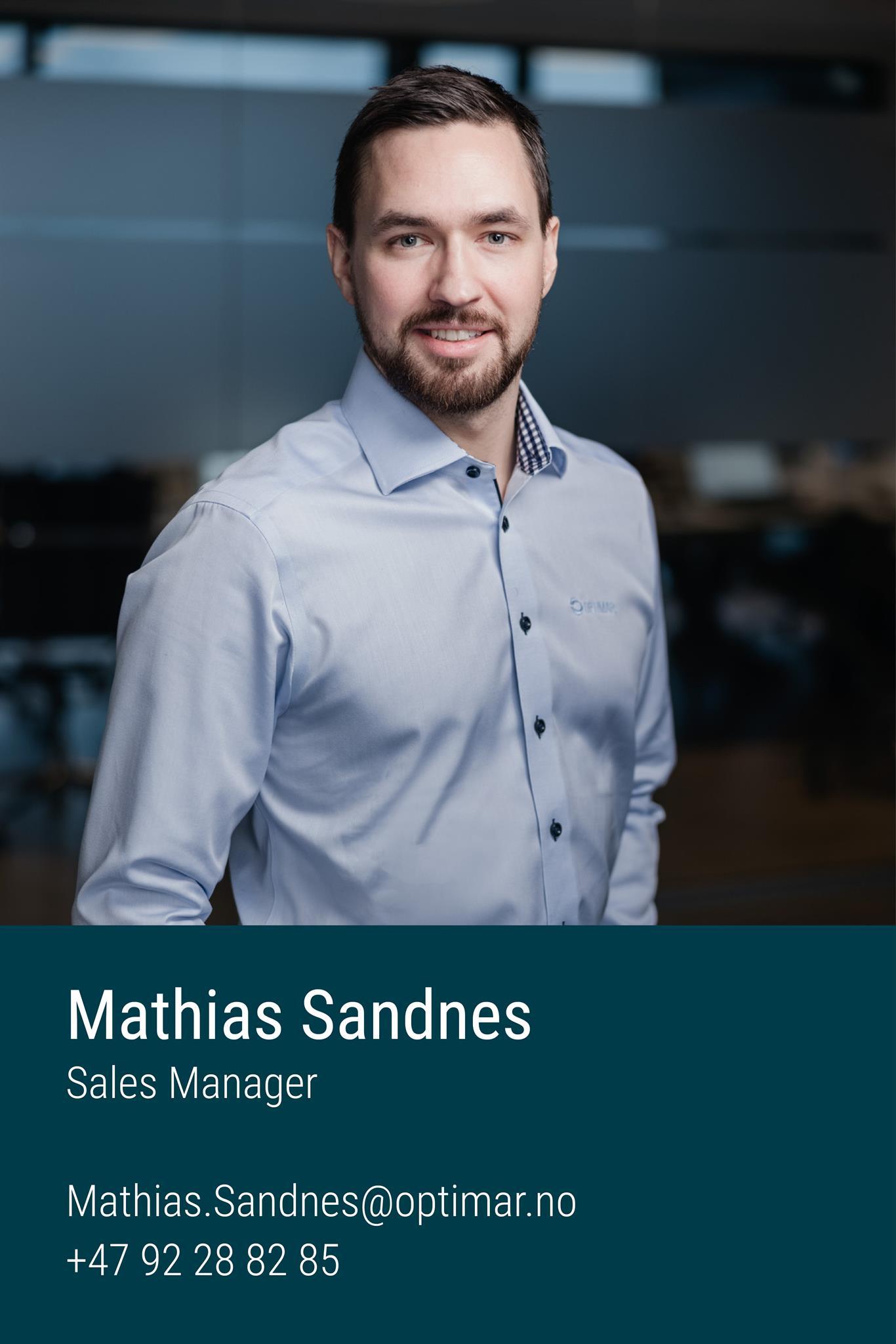 Mathias Sandnes