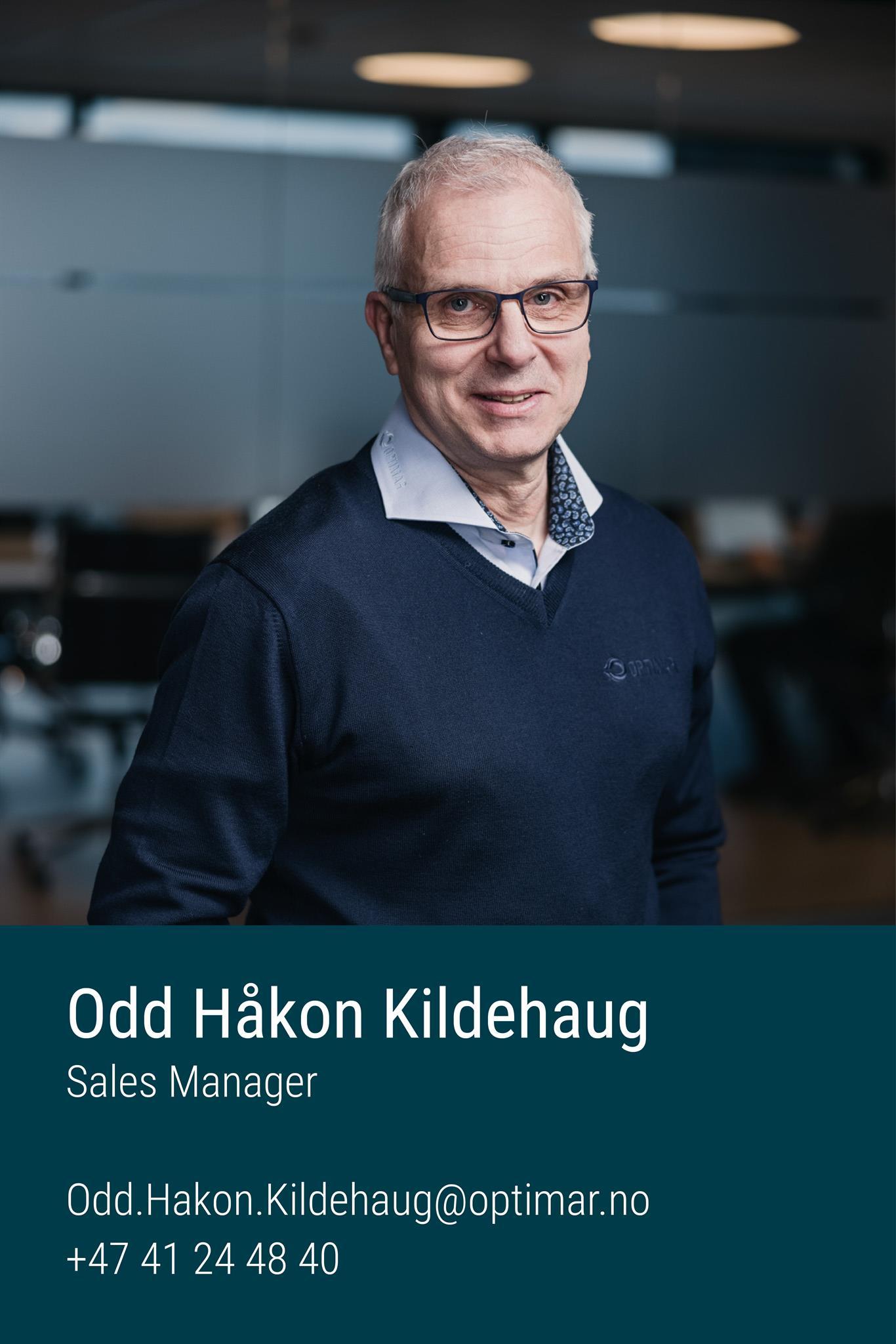 Odd Håkon Kildehaug