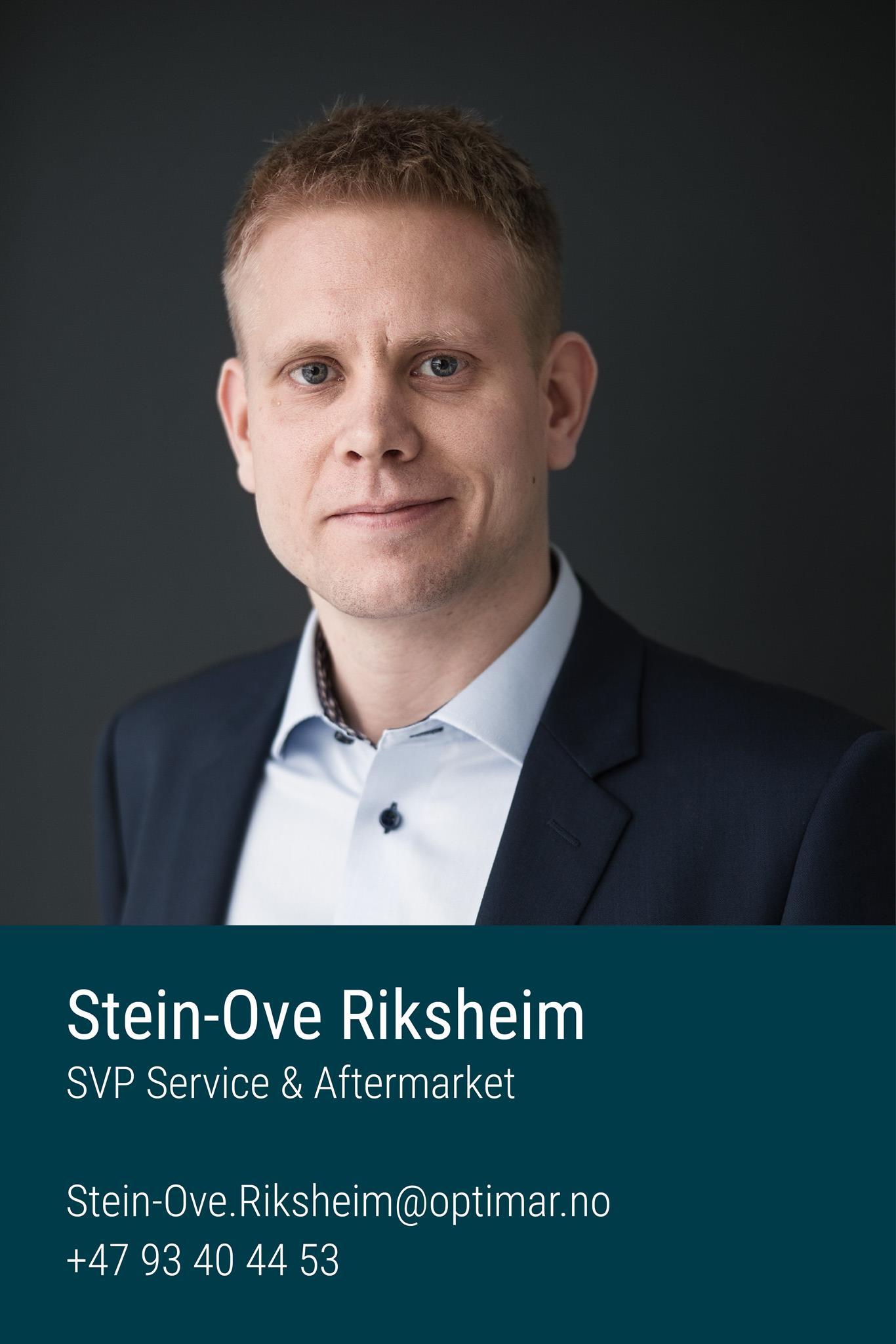 Stein-Ove Riksheim