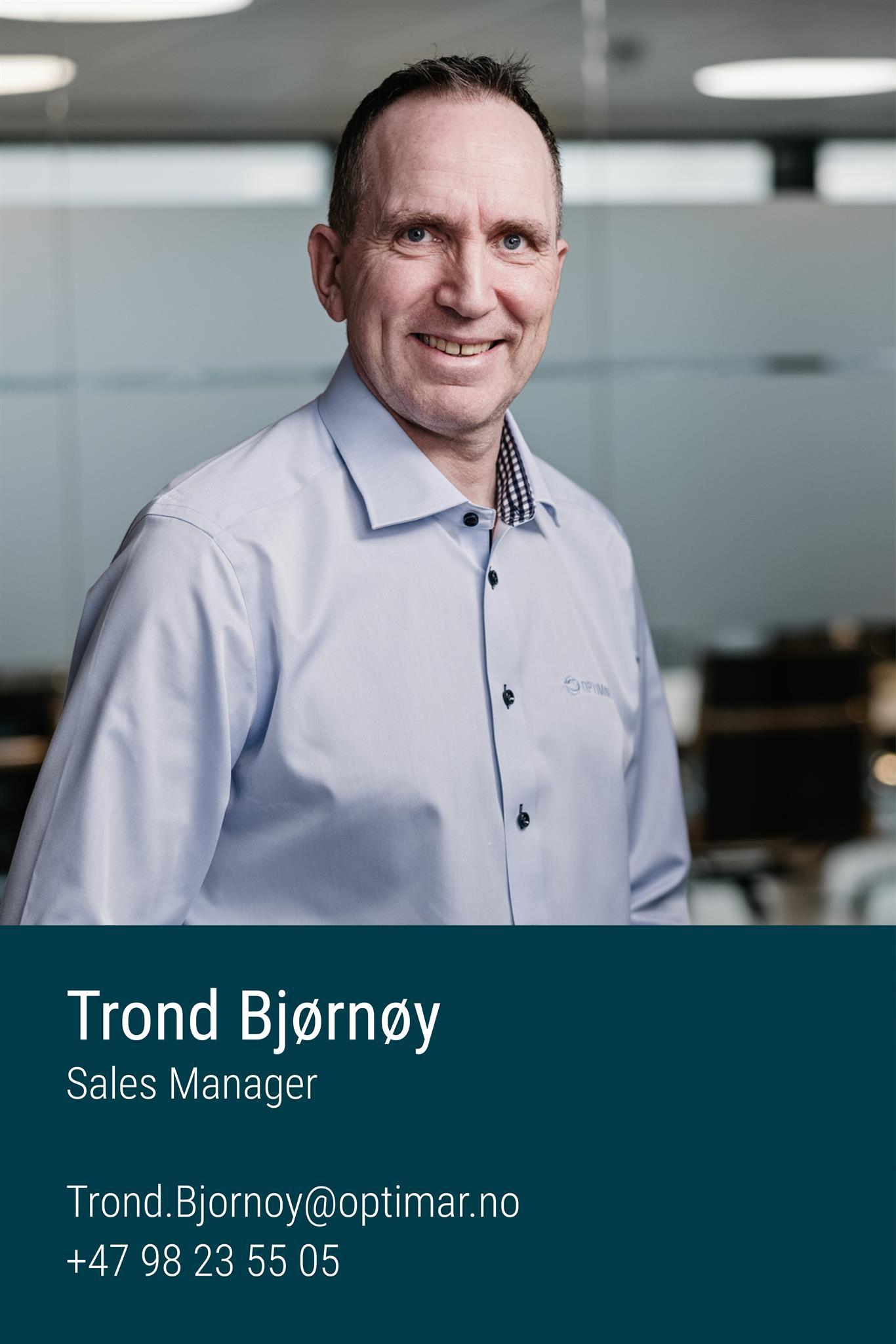 Trond Bjørnøy