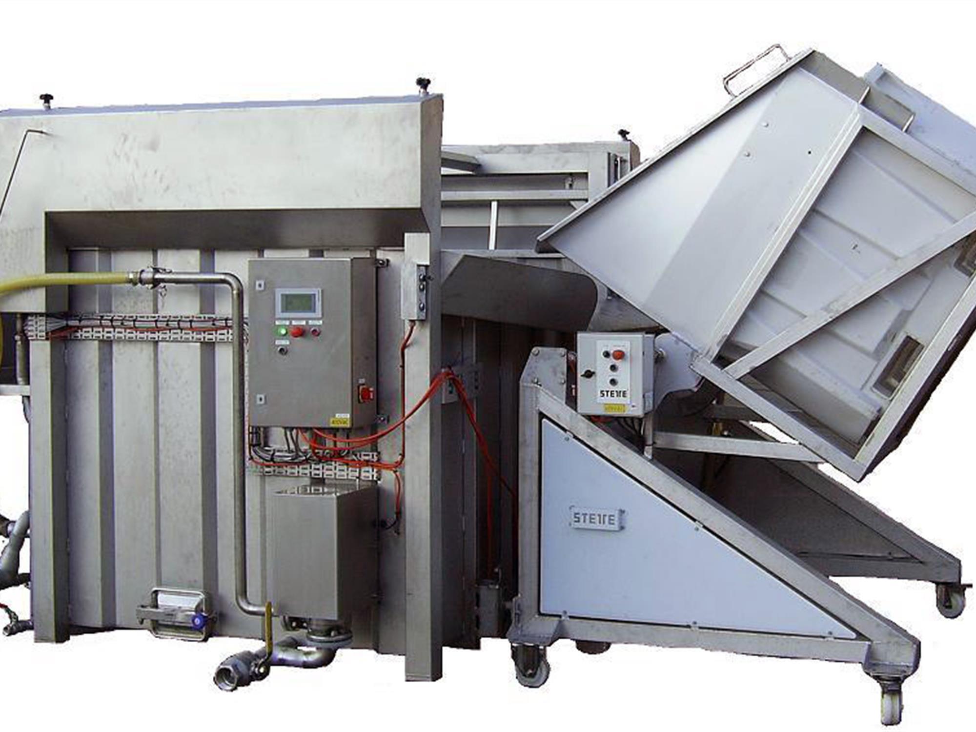 df12-lb-2000-defrosting-system